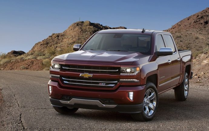 2017 chevy silverado 1500 new colors changes new truck models. Black Bedroom Furniture Sets. Home Design Ideas
