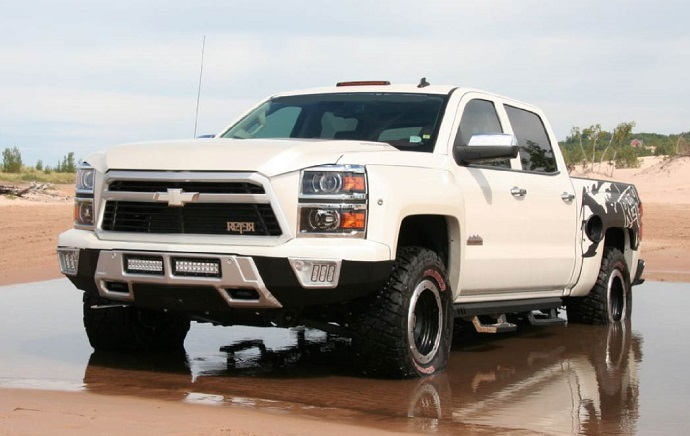 Chevy Reaper Concept