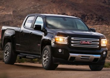 2017 gmc canyon specs new trim new truck models. Black Bedroom Furniture Sets. Home Design Ideas