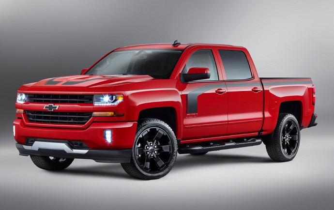 2017 Chevy Silverado Ss Specs Performance Price New Truck Models