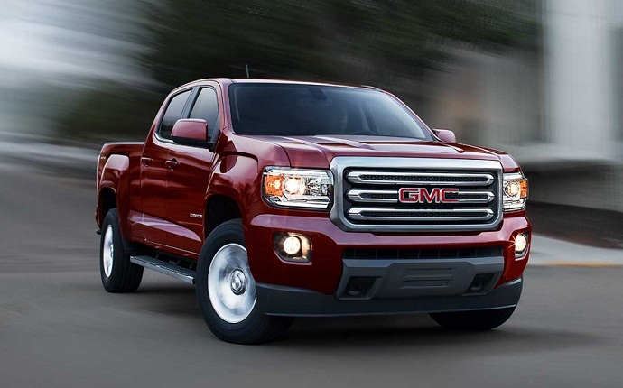 2018 GMC Canyon Diesel: Changes, Specs, Price - New Truck ...