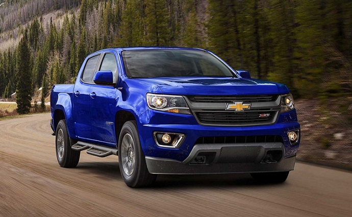 2018 Chevy Colorado Diesel: Changes, Trims, Specs, Price ...