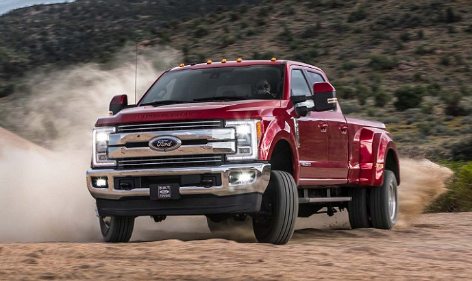 2018 Ford F 350