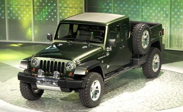 2018 Jeep Wrangler Pickup Truck News Design Sel Engine New