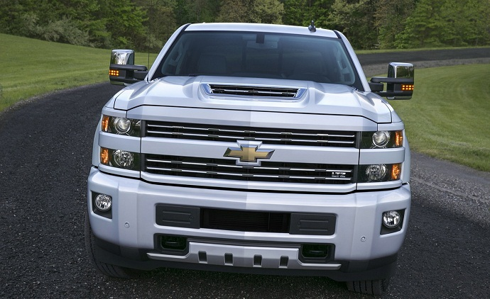 2018 chevrolet silverado 2500 3500 hd news specs new truck models. Black Bedroom Furniture Sets. Home Design Ideas