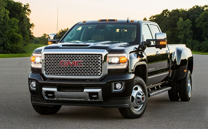 2018 GMC Sierra 2500/3500 HD