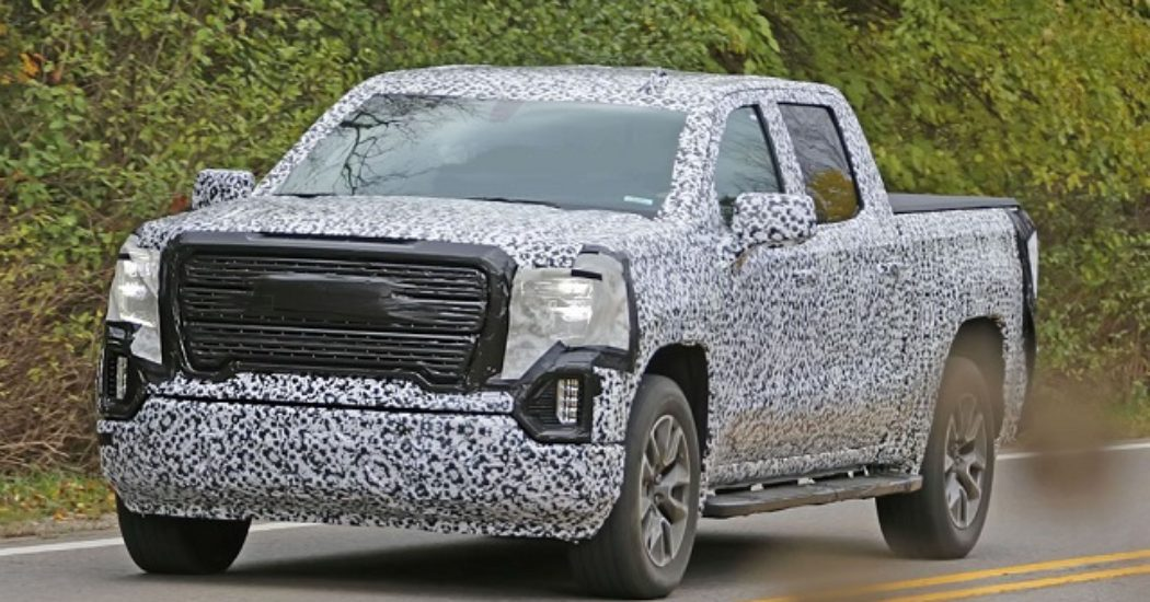2019 GMC Sierra: Redesign, Exterior, Arrival, Price - New ...