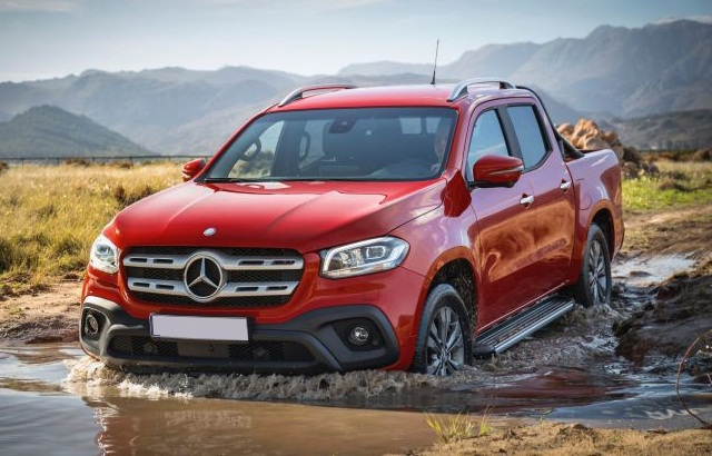 2019 Mercedes X-Class Pickup Truck: Changes, Specs - New ...