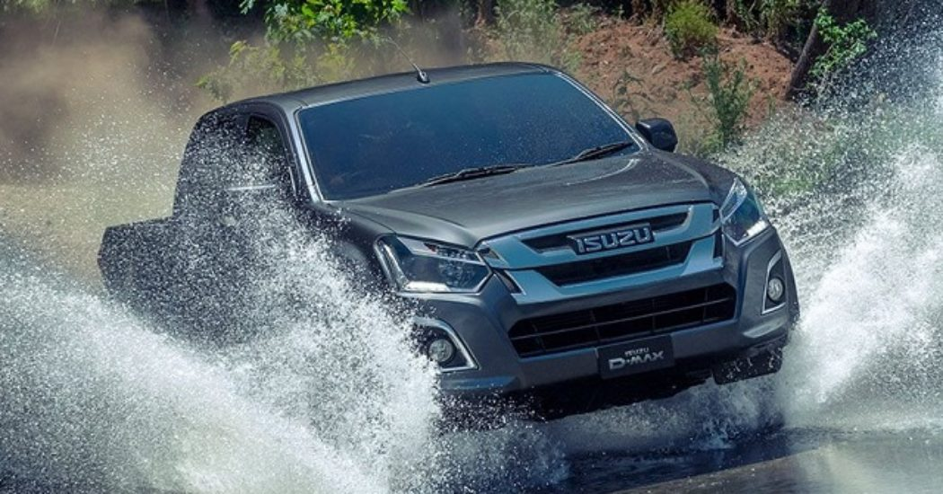 2019 Isuzu D Max Changes Specs New Truck Models
