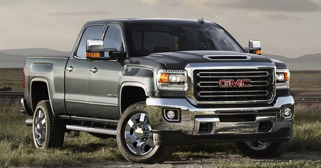 2019 Gmc Sierra 2500 3500 Hd