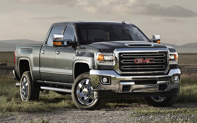 2019 GMC Sierra 2500/3500 HD: Specs and Design - New Truck ...