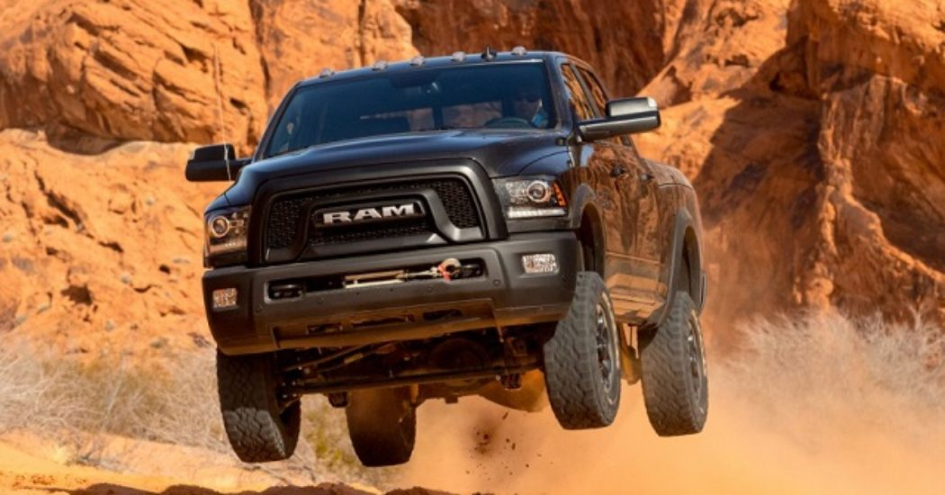 2019 Ram Power Wagon