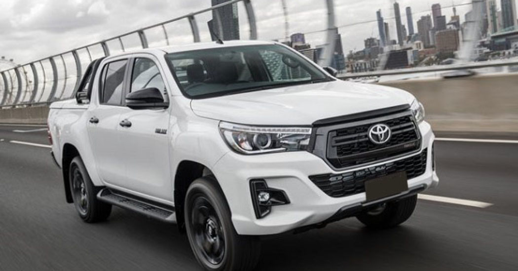 2019 Toyota Hilux: News, Design, Equipment - New Truck Models