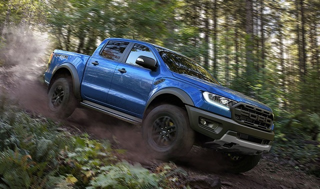 2020 Ford Ranger Raptor: US Specs, Design, Price - New Truck Models