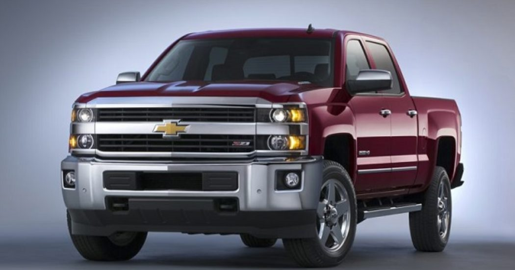 2019 Chevy Silverado 2500HD: Design, Specs, Equipment ...