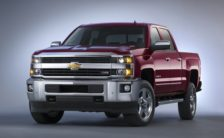 2019 Chevy Silverado 2500HD