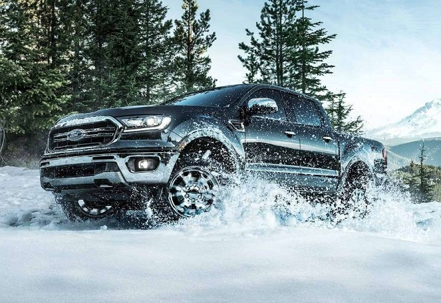 2020 Ford Ranger: News, New Options, Design - New Truck Models