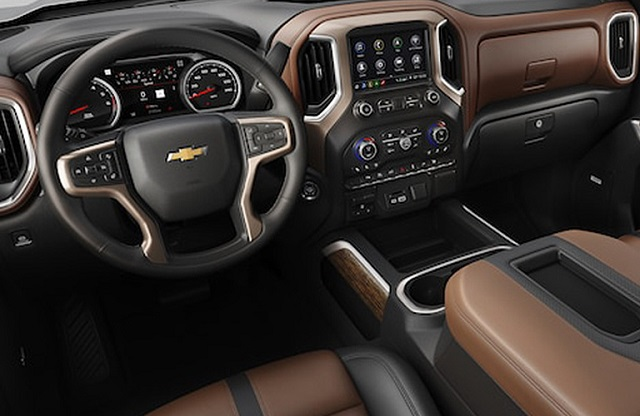 2020 Chevy Silverado 1500: News, Design, Options - New ...