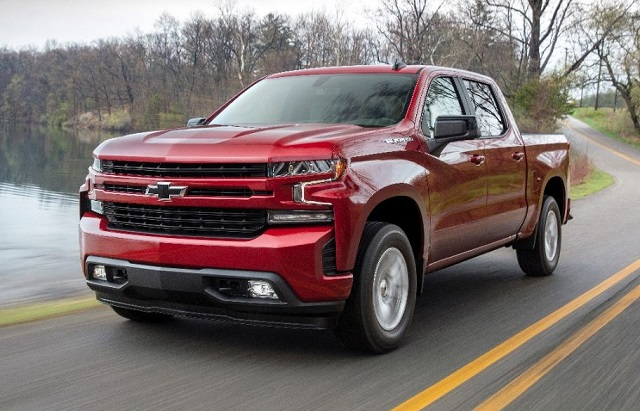 2020 Chevy Silverado 1500 News Design Options New Truck Models