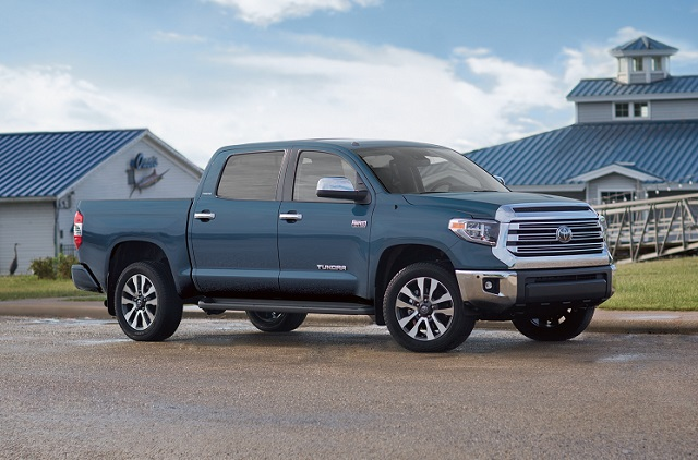2020 Toyota Tundra News Expectations Design New Truck Models