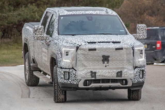 2020 GMC Sierra 2500/3500 HD