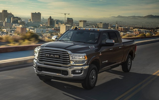 2020 Ram 2500 Diesel Changes Design Specs Arrival New