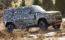 2020 Land Rover Defender Truck