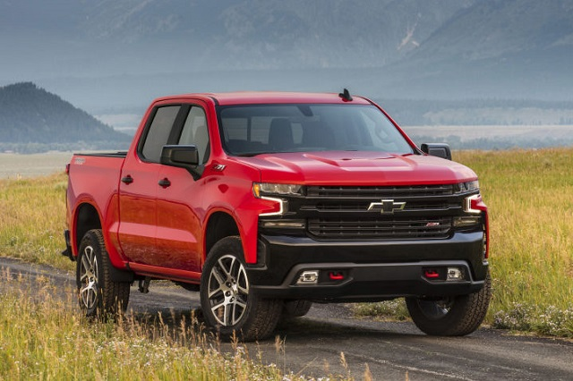 2020 Chevy Silverado 1500 Lt Trail Boss Changes Specs New Truck