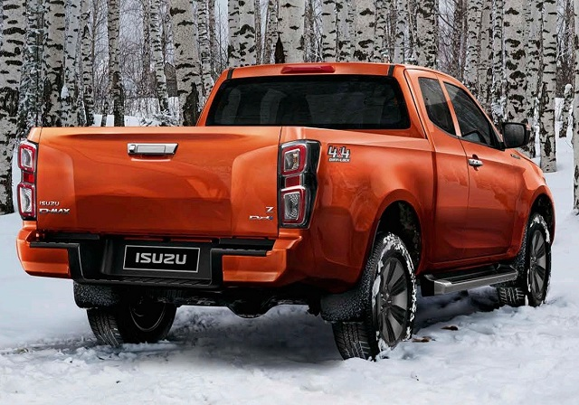 2020 Isuzu D-Max V-Cross