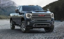2021 GMC Sierra HD